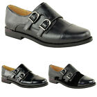 LADIES WOMENS LOAFERS VINTAGE WORK OFFICE SCHOOL DECK BOAT SHOES PUMPS FLAT SIZE