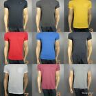 ABERCROMBIE & FITCH MEN'S SOLID SHIRTS NEW A&F SHIRT MUSCLE 2014 ****