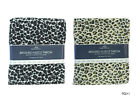 Home Edition Animal Print Brushed Fleece Throw