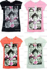 "GIRLS NEW ONE DIRECTION ""HE'S THE ONE "" TOP T SHIRT AGES 2 to 8 YEARS"