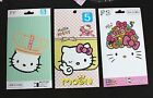 Hello Kitty Shinning iPhone 5 5s Screen Protector Front back Cover Film Cute bow