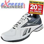Reebok Mens Speed IV Running Gym Cross Training Shoes White *AUTHENTIC*
