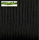 MIL-C-5040 US MILITARY ISSUE 550 PARACORD - Black