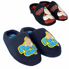 Mens Family Guy Mule Slippers Shoe Sizes 7-12 Dad Father Gift Peter Griffin New