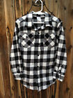 New Gymboree Holiday Christmass Blue-White Plaid Flannel Dress Shirt Boy 3 4 5 6