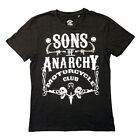 OFFICIAL SONS OF ANARCHY MOTORCYCLE CLUB PRINTED T-SHIRT