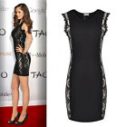 New Womens Lady Sexy Celeb Floral Lace Pencil Prom Cocktail Party Bodycon Dress