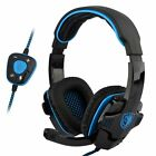 HIFI SA-901 7.1 Surround Headset USB Headband Pro Gaming W/Microphone