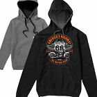 Hot Rod 58 High Harley Bobber Chopper Route 66 Biker Hoodie Hoody T shirt S-3XL7