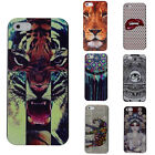 MULT STYLE Hard Snap Skin Phone Back Case Cover Protector For Apple iPhone 5 5S