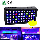"16"" 120W Dimmable LED Aquarium Light Coral Reef Saltwater Tropical Fish Tank"