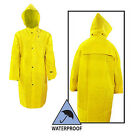 Men Ladies Rain Coat Jacket Waterproof Snow Breathable WorkWear Clothing Clothes