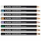 NYX Slim Long Lasting Matte & Shimmer Eyeliner Pencil Made in Germany