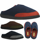 Mens Slippers Coolers Clog Mule Slipper Flat Comfortable Fur Lined Shoes UK 7-12