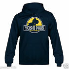 Jurassic Yoshi Park YELLOW Hoody Hoodie Sweater Jumper Fleece