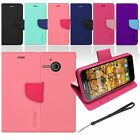 Colorful Wallet Magnetic Flip Fit Leather Case for Alcatel One Evolve 5020T