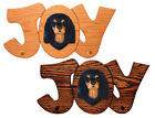 Cavalier King Charles Dog Joy Leash Holder In Home Wall Decor Wood Products.