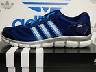 NEW ADIDAS ClimaCool Fresh Men's Running Shoes - Blue/White: D74478