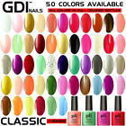 Your Choice of IBD JUST GEL 14ML OR GDI NAILS 8ML UV LED SOAK OF GEL NAIL POLISH