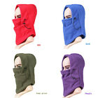 Thermal Warm 6 in 1 Balaclava Hood Police Swat Ski Bike Wind Stopper Mask Hats