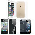 1-Pack FULL BODY Front & Back Screen Protector Cover for iPhone 6 6 Plus 5 5S 4S