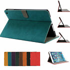 Classic Pu Leather Smart Cover Case for Apple iPad Air 2