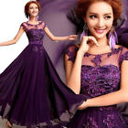 New Long Chiffon Bridesmaid Evening Formal Party Ball Gown Prom Dress Modern