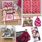 One Direction Duvet Cover,Curtains,Fleece,Sleeping Bag,Towel,Cushion + More