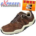 Merrell Mens Skylark Outdoor Leather Walking Shoes Trainers Brown * AUTHENTIC *