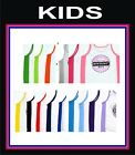 BALI BINTANG BEER SINGLET - KIDS ASSORTED COLOURS - 0 XXS XS  S  M  L  XL  2XL