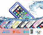 """Case For iPhone 6 6+ Plus 4.7"""" 5.5"""" Waterproof Durable Shockproof Cover Skin"""