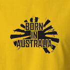 New Aussie Clothing Born In Australia pride flag sticker hat southern cross ned