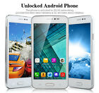 "Unlocked 4.5"" GSM Dual Sim 2Core Android SmartPhone Cell Phone T-mobile 2014"