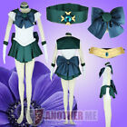 Another Me Sailor Moon Michiru Kaioh Neptune Cosplay Costume Christmas Sale!!!