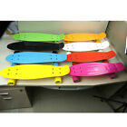 """Welcomeget 22.5"""" Cruiser Skateboard Penny Size Cool Surfing Plastic Board"""