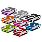 1-8GB Support  Micro SD TF Fashoin Mini Clip Metal USB MP3 Music Player new et