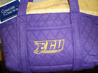 East Carolina University purse handbag w/wallet cloth quilted official NTW FS