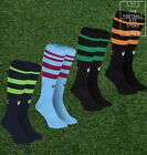 BNIB - Macron Aston Villa Football Socks - All Sizes - Home / Away / Goalkeeper