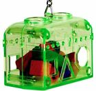 60020 SMALL TREASURE CHEST birds toys foraging cages parrot plastic unbreakable