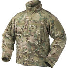 HELIKON LEVEL 5 MENS HUNTING SOFT SHELL TACTICAL Ver. II HOODED JACKET MP CAMO