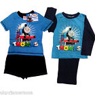 Babies Boys Thomas the Tank Engine Long & Short Pyjamas UK SELLER