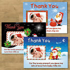 Personalised Children s Kids Photo Christmas Thank You Cards With FREE Envelopes