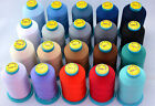 Mini-King Sewing thread 1000 m Poly. 120/3 for budget-u. Overlocknaehm 100m