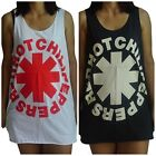 Red Hot Chili Peppers Unisex Vest Tank-Top Singlet (T-Shirt Dress)Sizes S M L XL
