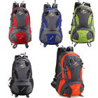 packsack Hiking Camping Travel outdoor Backpack Daypack Bag Bookbag knapsack wuG