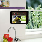 Adjustable Kitchen Shelf or Cabinet Mount for Samsung Galaxy iPad and other Tab