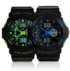New Climbing G style Mens digital analog Date Waterproof Army Shock Sports Watch