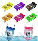 Large Double Zip Waterproof Pouch Dry Bag Case Cover Holder Samsung S5 iphone 6s