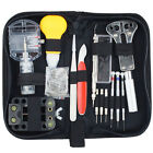 144 PCS WATCH REPAIR TOOL KIT WATCHMAKER BACK CASE REMOVER OPENER SPRING PIN BAR