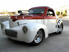 Willys+%3A+Coupe+Coupe+1941+Willys+Coupe+Street+Rod%2C+355+Small+Block+with+Weiand+671+Blower%2C+600%2B+RWHP